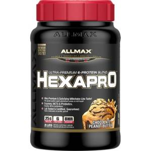ALLMAX - HexaPro Chocolate Peanut Butter (1.36 kg)